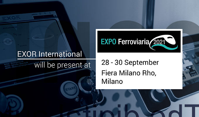 EXPO Ferroviaria 2021 | Italien